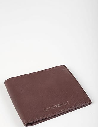 Viktor & Rolf Leather Wallet Größe Unica