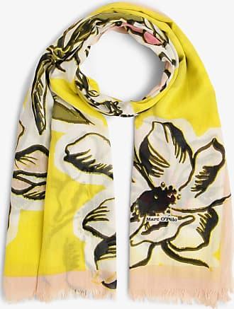 Marc O'Polo Damen Schal gelb