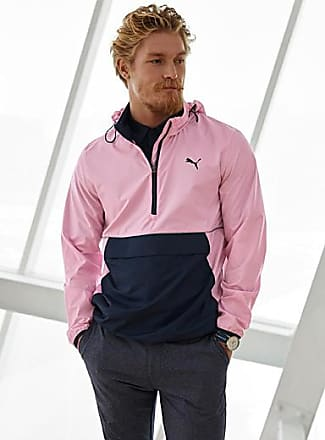 1de49b2c1eaf Puma Golf Retro Wind athletic anorak