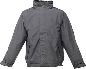 Regatta Dover Waterproof Insulated Jacket Seal Grey 3XL