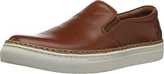 Florsheim Mens Pivot Plain Toe Sneaker, Cognac, 11 M US