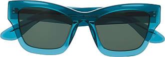 Han Kjobenhavn Armação de óculos quadrada - Azul