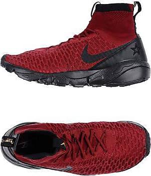 Nike Sneakers Hvit med rød