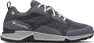 Columbia Womens Vitesse Outdry Walking Shoe, Black (Black, White 010), 5.5 (38.5 EU)