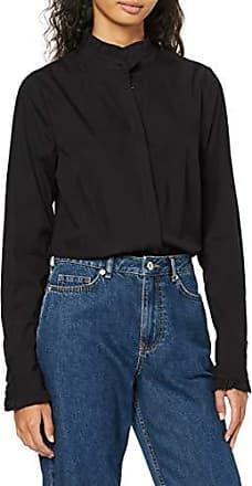 FIND Camicia con Rouches sulle Maniche Donna