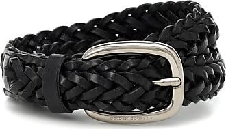 Golden Goose Houston leather belt