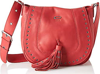 1ffc1758c40 Ikks femme The Waiter Rock Sac bandouliere Rouge (Vermillon)