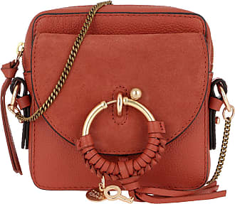 See By Chloé Cross Body Bags - Joan Camera Bag Leather Brick Red - red - Cross Body Bags for ladies