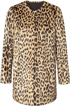 Uta Raasch Faux fur coat Uta Raasch multicoloured