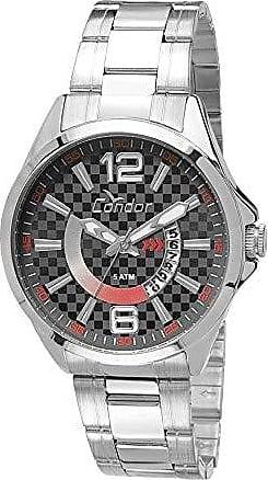 Condor Relógio Masculino Condor CO2115VB/3B - Prata
