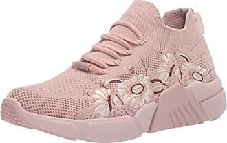 Mark Nason SKECHERS Los Angeles Womens Poppy Sneaker Pink 5.5 M US