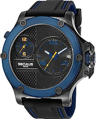 Seculus Relógio Seculus Masculino 20732gpsvti2