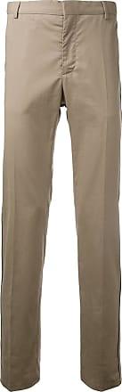 Cerruti straight leg trousers - Brown