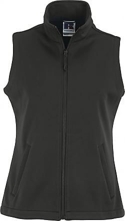 Russell Athletic Russell Ladies/Womens Smart Softshell Gilet Jacket (3XL) (Black)