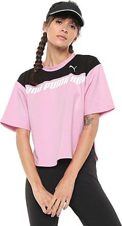 7d4d06745 Puma Camiseta Puma Modern Sports Sweat Tee Rosa