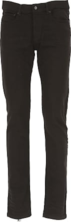 Versace Jeans On Sale in Outlet, Black, Cotton, 2017, 31 32 33 34 36 38