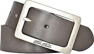 c6446d0701 Tom Tailor Tom Tailor Damen Voll Leder Gürtel mit Dornschließe  TW1025L98-770, Länge: