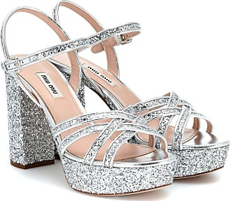 2338189863f Miu Miu® Heeled Sandals: Must-Haves on Sale up to −63% | Stylight