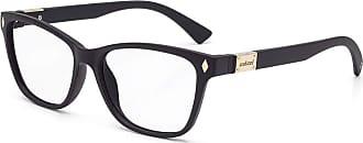 Colcci Óculos de Grau Colcci CLEO C6096 A14 54 Preto Lente Tam 54