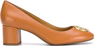 Tory Burch Sapato de couro - Neutro
