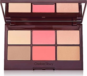 Charlotte Tilbury Glowing, Pretty Skin Palette - Face Palette