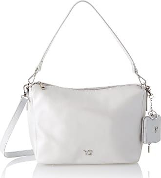 Y Not YNOT Womens SL11/PE18 Cross-Body Bag Silver Silver (Silver Silver)