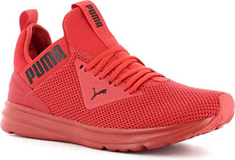 puma rosse scarpe donna