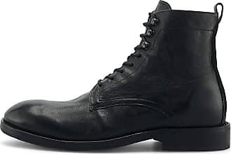 Hudson Stiefel zum Schnüren Biker Boots