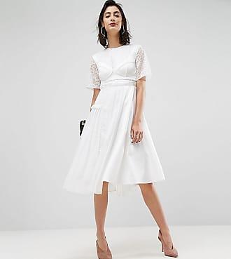 Kleider in Weiß: Shoppe jetzt bis zu −65% | Stylight