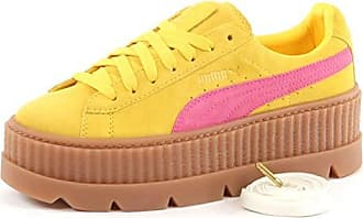 puma sneaker damen gelb