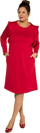 Rote kleider grobe 44