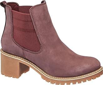 b7b147515f1725 Chelsea Boots für Damen in Rot  Jetzt bis zu −30%