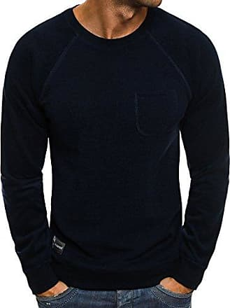 a34858169cba OZONEE Mix Herren Sweatshirt Pullover Longsleeve Langarmshirt Motiv  Aufdruck Prints Sweatjacke Pulli OZONEE Mix 1151B XL
