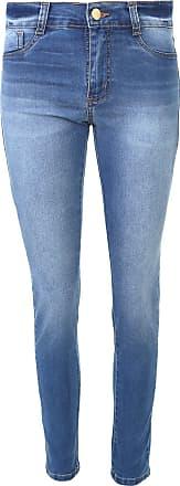 Sawary Calça Jeans Sawary Skinny Ly Misv Azul
