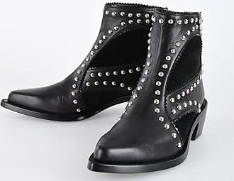 Alexander McQueen Studded Boots Größe 37,5