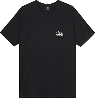 Stüssy Basic t-shirt BLACK M
