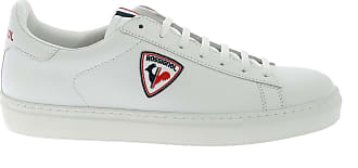 Rossignol Fashion Man RNHM830100 White Leather Sneakers | Spring Summer 20