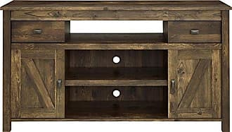 Dorel Home Products Ameriwood Home Farmington TV Stand for TVs up to 60 Wide, Rustic