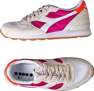 Diadora Sneakers Model Camaro White Size: 6 UK