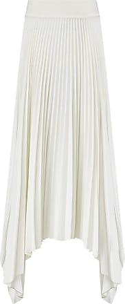Joseph Ade Rib Plisse Skirt