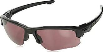 Oakley Mens Speed Jacket Oval Sunglasses, Black, 67.0 mm