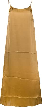 Uma Wang slip-on dress - Brown