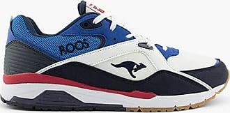 Kangaroos Runaway Roos (White/Blue) Size: 8.5 UK