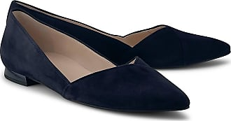 Högl Damen Candy Geschlossene Ballerinas, Blau (Blau 3200