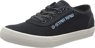 G-Star Womens Velv Low-Top Sneakers, Blue (Mazarine Blue 869-4213), 5 UK