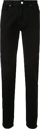 Wooyoungmi Calça jeans reta - Preto