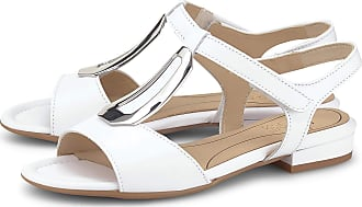 Ara Womens Vegas T-Clips Sandals White Size: 5 UK