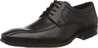 Lloyd Mens Lado Uniform Dress Shoe, Black, 11.5 UK