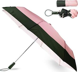 Kate Spade New York Travel Umbrella, Colorblock