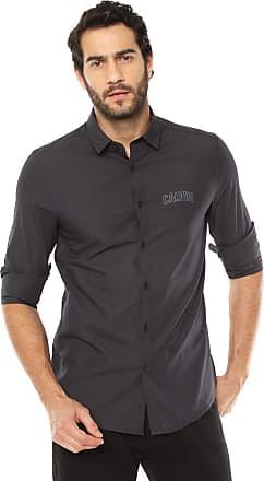 Camisas de Calvin Klein Jeans®  Agora com até −63%   Stylight a8b4bdf2cf